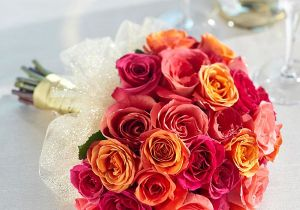 The Sweet Roses Bouquet