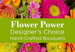 Multi-Coloured Flower Power - We Can Arrange That