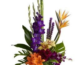 Paradise Blooms Bouquet