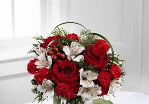 Holiday Hopes Bouquet