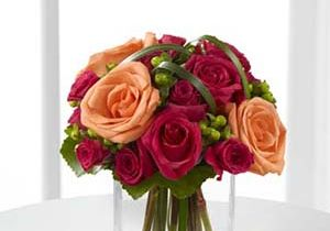 The Deep Emotions Rose Bouquet by BHG