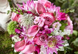 The FTD Pink Profusion Bouquet